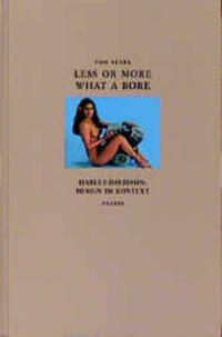 Less or More - What a Bore