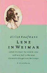 Lenz in Weimar