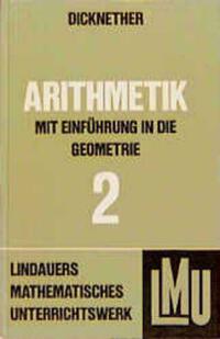 Arithmetik II