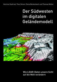 Der Südwesten im digitalen Geländemodell