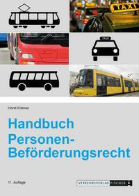 Handbuch Personen-Beförderungsrecht