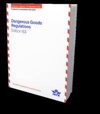 IATA Dangerous Goods Regulations 2021 - Englisch, 62. Ed.