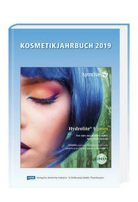 Kosmetikjahrbuch 2019