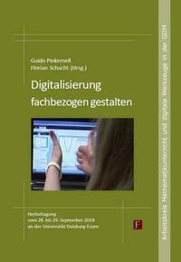 Digitalisierung fachbezogen gestalten