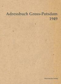 Adressbuch Gross-Potsdam 1949