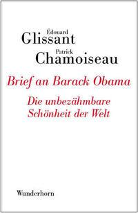 Brief an Barack Obama