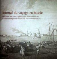Journal de voyage en Russie