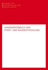 Handwörterbuch der Stadt- und...