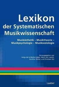 Lexikon der Systematischen Musikwissenschaft