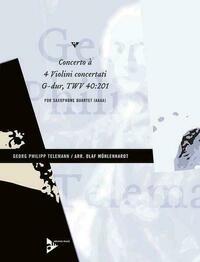Concerto à 4 Violini concertati G-Dur