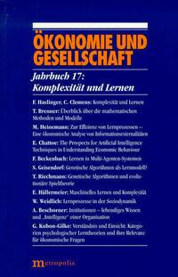 Ökonomie und Gesellschaft / Komplexität und Lernen