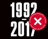 1992-2017. Volksbühne am Rosa-Luxemburg-Platz
