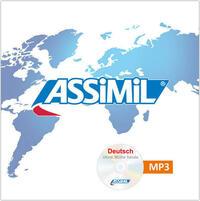 ASSiMiL Deutsch ohne Mühe heute - MP3-CD