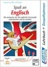 ASSiMiL Spaß an Englisch - MP3-KombiBox - Niveau B1-B2