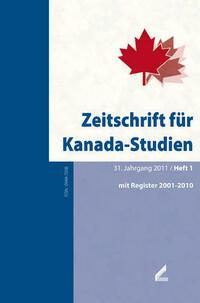 Zeitschrift für Kanada-Studien / Zeitschrift für Kanada-Studien