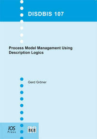 Process Model Management Using Description Logics