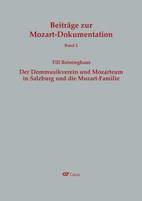 Der Dommusikverein und Mozarteum in Salzburg...