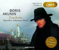 Fandorin (MP3-CD)