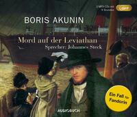 Mord auf der Leviathan (MP3-CDs)