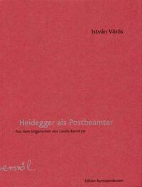 Heidegger als Postbeamter