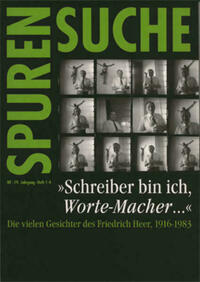 """Spurensuche. Zeitschrift für Geschichte der Erwachsenenbildung und... / Schreiber bin ich """"Worte-Macher""""..."""