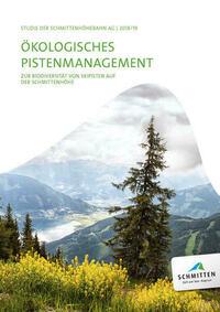Ökologisches Pistenmanagement