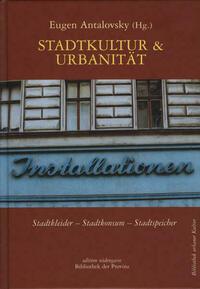 Stadtkultur und Urbanität