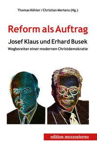 Reform als Auftrag