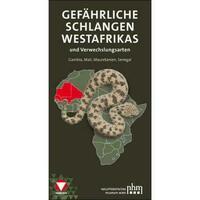 Gefährliche Schlangen Westafrikas und Verwechslungsarten