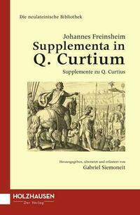 Supplementa in Q. Curtium