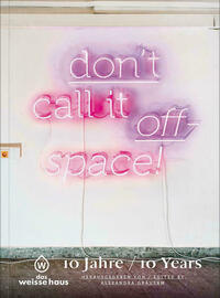 Don't call it offspace!