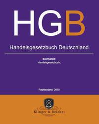 Handelsgesetzbuch HGB Deutschland
