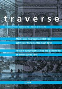 Macht und Repräsentativität von Schweizer Parlamenten nach 1848