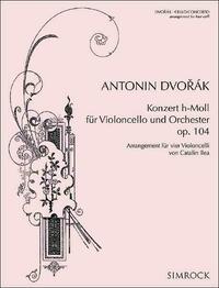 Konzert h-Moll für Violoncello und Orchester