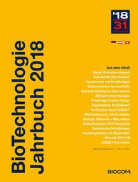 BioTechnologie Jahrbuch 2018
