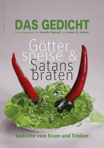Das Gedicht Zeitschrift Jahrbuch Für Lyrik Essay Und