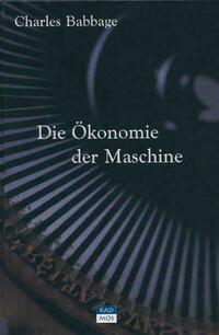 Die Ökonomie der Maschine