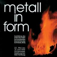 Metall in form