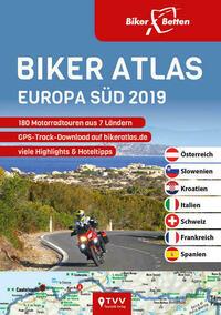 Biker Atlas EUROPA Süd 2019