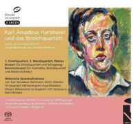 Karl Amadeus Hartmann und das Streichquartett