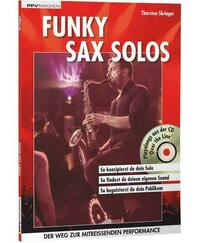 Funky Sax Solos