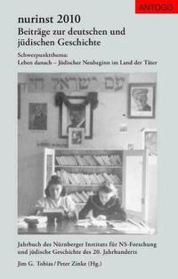 Nurinst. Beiträge zur deutschen und jüdischen Geschichte / nurinst 2010