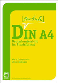 Deutsch in DIN A4