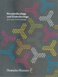 Nanotechnology and Biotechnology at the Centre for New Technologies