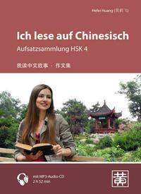 Ich lese auf Chinesisch
