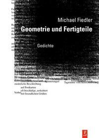 Geometrie und Fertigteile