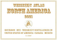 Whiskey Atlas North America 2021