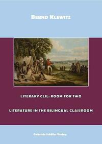 Literary CLIL: Room for Two