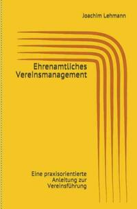 Ehrenamtliches Vereinsmanagement