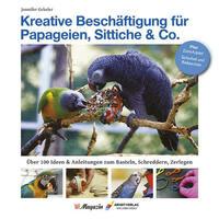 Kreative Beschäftigungg für Papageien,...